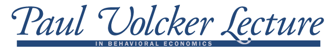 volcker Lecture banner