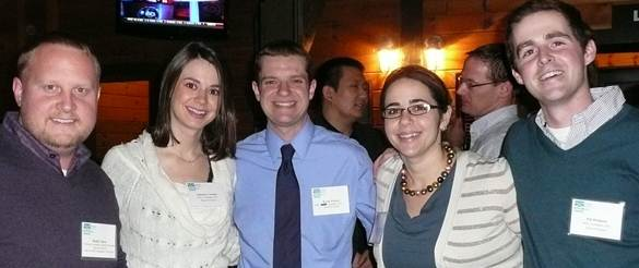 CNY networking photo